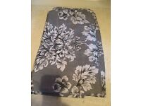 BRAND NEW CATHERINE LANSFIELD CURTAINS AND 2 CUSHION COVERS