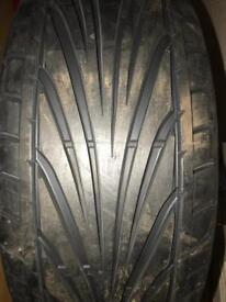 New Toyo Tyre