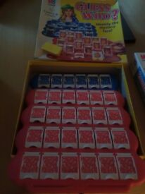 guess who board game 1996