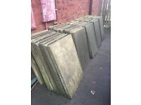 I have for sale 50 3x2 paving flags £100 the lot no time wasters any questions call ant 07570840400