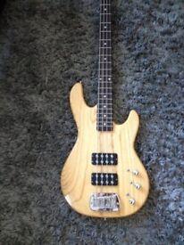 Bass Guitar G&L L200 Tribute0