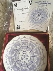 Frank woolly century of centuries plate