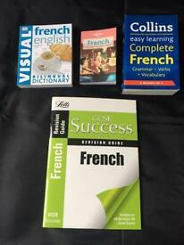French Study Books GCSE
