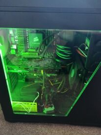 High Spec Custom Gaming PC **** Fortnite **** **** Battlefield **** Offers Welcome