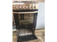 Indesit gas oven 60cm