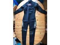 Women's Banana Bite long wetsuit size 10
