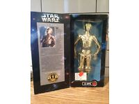 Star Wars 1997 Kenner C3PO (in original box)