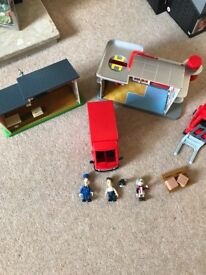 Postman Pat play set