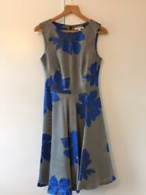 Lovely Fenn Wright Manson dress with matching fascinator