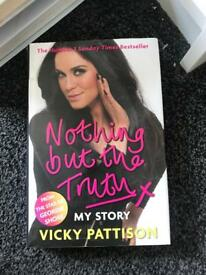 Vicky pattison book