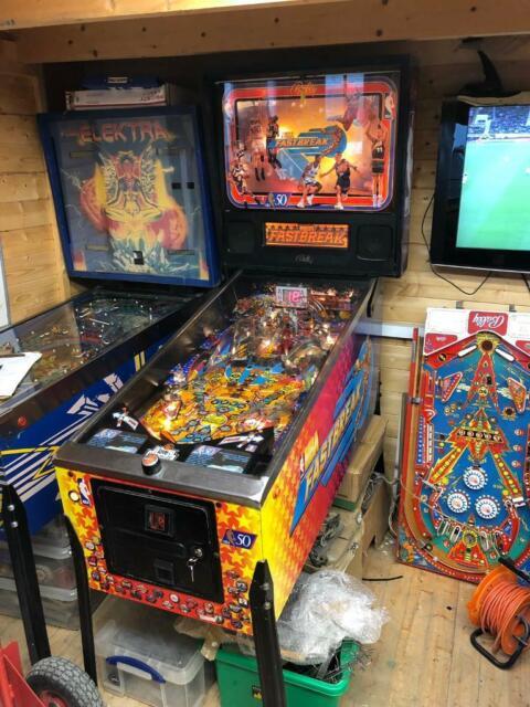 NBA Fastbreak pinball machine | in Southampton, Hampshire | Gumtree