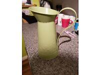 Green jug