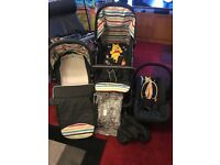 Hauck Complete Travel System