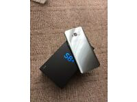 Samsung Galaxy S8+ Plus silver unlocked
