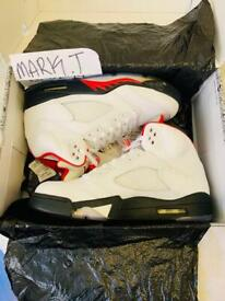 5143ca98ae9e Nike Air Jordan 13 GYM RED RetroXIII BRED UK10 QS SOLDOUT RARE 2014 ...