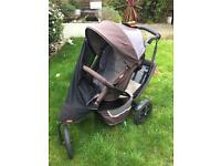 Phil & Teds Dash double buggy