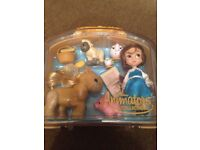 Disney animations collection belle doll set