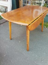 Drop Flap Dining Table