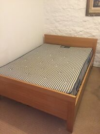 Homebase double bed £35