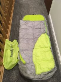 ReadyBed - inflatable travel bed for toddlers and young children