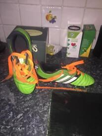 Adidas football boots kids size 13