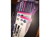 CREAMFIELDS TICKETS X2 (for the Saturday)