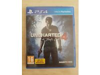 Uncharted 4 - a theifs end ps4