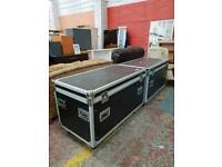 Flight tour cases in excellent condition