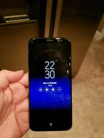 Damaged Samsung s8