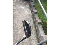 Odyssey ice white golf putter £60