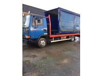 DAF RECOVERY LORRY FOR SALE - cars / tractors / machinery