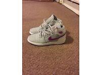 Nike Air Jordan's Retro 1 Ladies Size 4