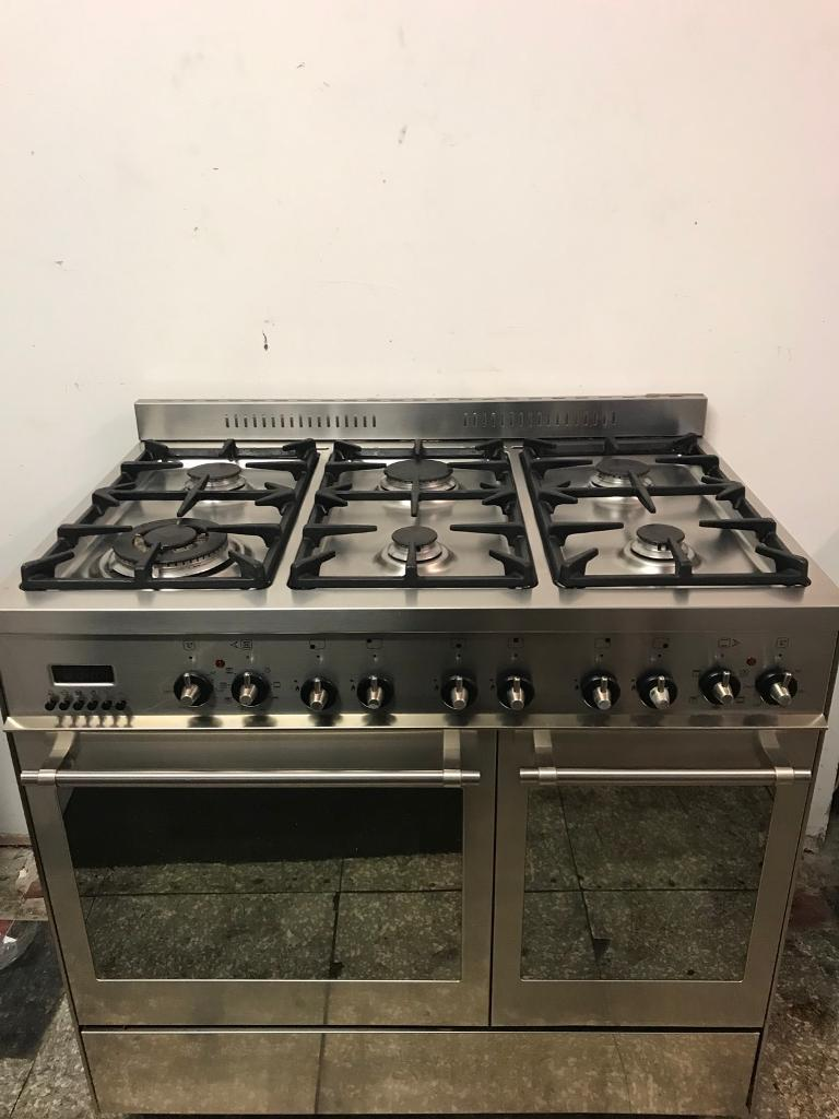 CAPLE range gas cooker and electric ovens 90cm