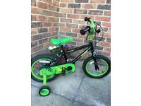 Kids Halfords Dinosaur Bike