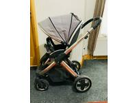 oyster 2 pushchair used