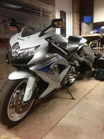 Gsxr mint condition One owner totally standard