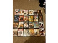 24 x DVD video / movies
