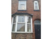 1 BEDROOM - WATERLOO ROAD - BURSLEM - STOKEON TRENT - LOW RENT - NO DEPOSIT