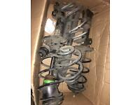 Vauxhall corsa suspension. Original full kit. For Both front and rear