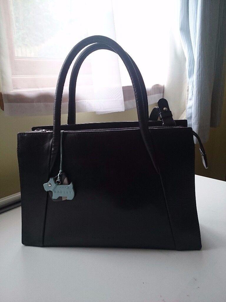 Radleys black handbag / shoulder bag