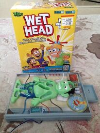 Kids Wet head and operation game