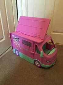 Dolls Motor Home