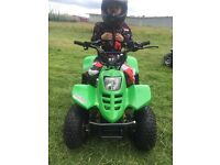 50cc quad bike only been used 4 times not pit bike kx cr Ktm