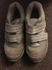 Girls trainers - size 12