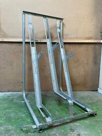 Bike rack, bicycle stand