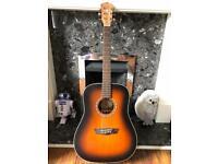 Washburn Western Guitar WD7SATBM for sale  Kent