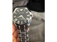 Emporio Armani watch good condition