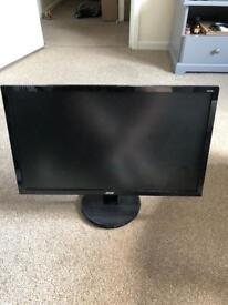 "Acer 24"" K242HLdbid Widescreen LCD Monitor"