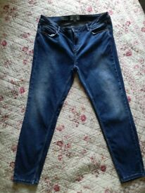 Ladies Fatface jeggings size 16 - (new without tags)