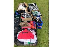 Large clothes bundle